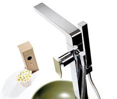 Ritmonio - Tweet - Griferia para baños de diseño eco responsable - Tono Bagno - Barcelona