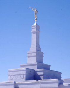 Mormon Angel Moroni
