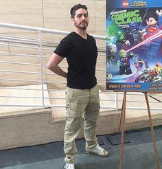 LEGO DC Comics Cast