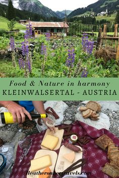 Food in harmony with nature: in the Kleinwalsertal Valley, Austria. Travel in Europe. Europe Travel Tips, Travel Guides, Traveling Europe, Travel Couple, Family Travel, Amazing Destinations, Travel Destinations, Austria Travel, Tips