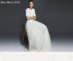 @maxmarabridal collezione 2016 tutta da provare nel nostro #atelier! http://www.danielasposa.it/?p=6065