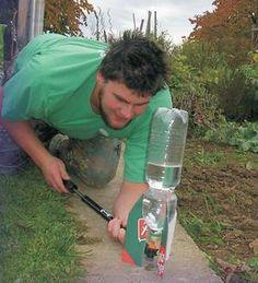 Luftwasser – Rakete
