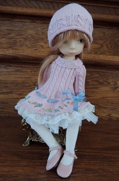 CHIDITTA set for 10 11 BJD Millie by Kaye Wiggs Mimi Macario pal 2 Bethany Kish