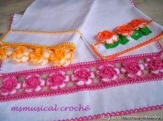 crochelinhasagulhas: вязание крючком идеи для кухни
