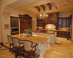 Ovose Page Comfy Classic Wooden Kitchens With Their Elegant ...