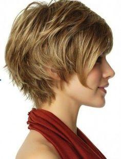 cortes de pelo corto mujer - Buscar con Google