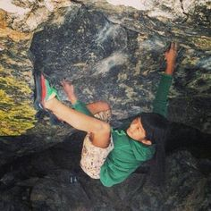 14 Best Ashima Shiraishi images | Climbers, Mountain
