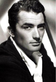 Gregory Peck this guy deserves to be in my gorgeous guy board.