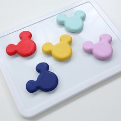 Watch – Mickey Mouse Magnets