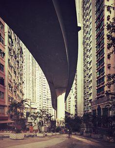 Hong Kong by Jens Fersterra (2011)