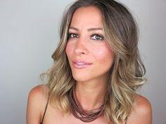 Bronze Makeup! - YouTube