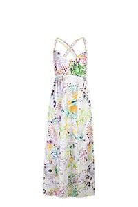 PALM PRINT MAXI DRESS Palm Print, Pretty Dresses, Summer Dresses, Fashion, Moda, Cute Dresses, Summer Sundresses, Fashion Styles, Hand Prints