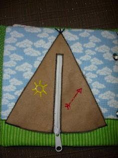 """♥Knot Sew Shabby: """"Baby First Busy Book"""" Pictures and Ideas"""