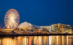 World's Most-Visited Tourist Attractions: Navy Pier, Chicago