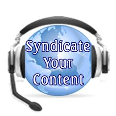 Syndicating Your Content Online