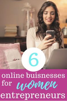 Check out the best online small business ideas for women entrepreneurs! All of these small business ideas for women can make you a fortune! Earn Extra Money Online, Earn More Money, Ways To Earn Money, Money Tips, Way To Make Money, Money Hacks, Money Fast, Online Side Jobs, Legit Online Jobs