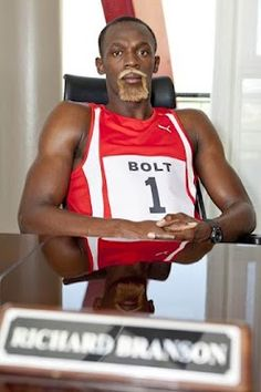 Congratulations +Usain Bolt(Richard Branson!) & Jamaica. A good Olympics!
