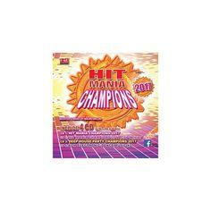 Hit Mania Champions 2017 & Various - Hit Mania Champions 2017 / Various (CD)