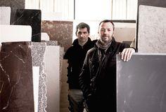 Retegui Marble Manufacturer Claude Retegui Olivier Ducout