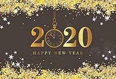 Laeacco Happy New Year 2020 Backdrop Vinyl Golden Glitter Sequins Stars Edge 2020 Pocket Watch Dial Countdown Photography Background New Year's Eve Party Banner Child Baby Adult Portrait Shoot Happy New Year Facebook, Happy New Year Status, Happy New Year Banner, Happy New Year Photo, Happy New Year Images, Happy New Year Quotes, Happy New Year Wishes, Happy New Year Greetings, Happy New Year 2019