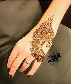 Hina, hina or of any other mehandi designs you want to for your or any other all designs you can see on this page. modern, and mehndi designs Stylish Mehndi Designs, Mehndi Designs For Beginners, Unique Mehndi Designs, Beautiful Mehndi Design, Latest Mehndi Designs, Mehndi Designs For Hands, Mehandi Designs, Unique Henna, Simple Henna