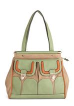 I want this bag so badly I can taste it, which isn't great, since it tastes like vegan faux leather.