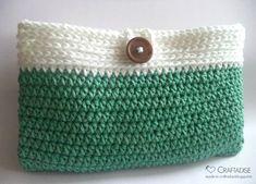 *Crochet purse | Monedero de ganchillo