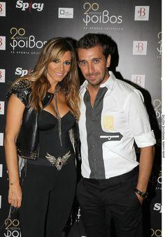 Elli Kokkinou & Thanos Petrelis - Greek Singers Greece Today, Greek Music, Greeks, Athens, Singers, Popular, Celebrities, Singer, Most Popular