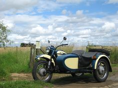 Another of the Ural at RAF Broadwell in Oxfordshire.