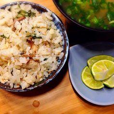秋の味。 - 15件のもぐもぐ - 秋刀魚のかんたん混ぜご飯 by luciaicul