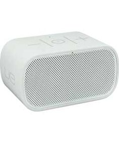Buy Logitech UE Mobile Boombox Wireless Speaker - White at Argos.co.uk, visit Argos.co.uk to shop online for Docking stations and speakers