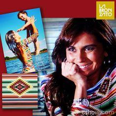 """A linda @Antonella Luciano interpreta a Clara, na novela """"Em Família"""", com o body de manga longa by @Lenny Niemeyer ! A estampa tribal Navajo é super tendência e #nósamamos  #navajo #tribal #diadosnamorados #truecolors #aquiéverãooanotodo #façabonitonoaraguaia #labronzato #modapraia #multimarcas #goiânia #goiás #brasil #feminino #masculino #infantil #biquini #maiô #sunga #chapéu #bolsa #férias #feriado #fimdesemana #praia #piscina #clube #araguaia #beachwear  Follow: @Labronzato…"""