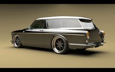 2015 Zolland Design Volvo Amazon Custom Wagon - Studio
