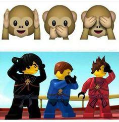 Eso parece el mono asustado XD