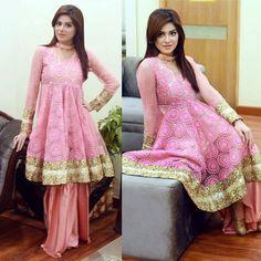 Zahra Ahmad Semi Formals Ready To Wear Bridal Winter Dress