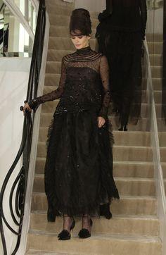 Chanel Haute Couture Fall 2002