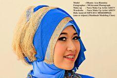 Nura Make Up Of ADITV: MODEL MUSLIMAH CLASS (085602089626/ 5287cd11)