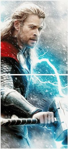 Thor: The Dark World. Possibly the most epic Marvel movie yet.