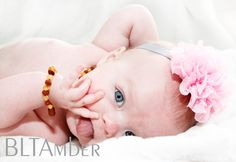 Genuine Raw Baltic Amber Beads Baby Teething by BLTAmber on Etsy