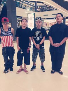 Aonsnot Petesscool,AA,TS-Thai & Big B (Nextcool Family)