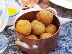 arancini limewood restaurant #italian, #food, #foodporn