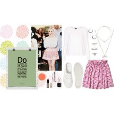 Perrie Edwards Inspired Spring Outfit + Elements of Etiquette Video!