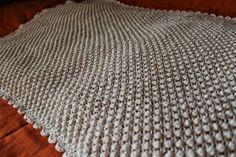woof&stitch -käsillä tekevän blogi: Vauvanpeitto Handicraft, Stitch, Rugs, Knitting, Home Decor, Craft, Farmhouse Rugs, Full Stop, Decoration Home
