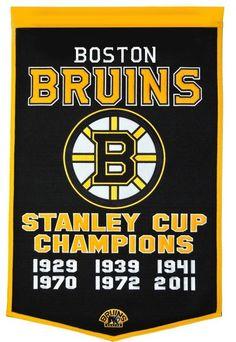 Printable boston bruins logo nhl logos pinterest - Boston bruins wallpaper border ...