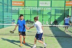 Sitges Deporte. Sitges Torneo Padel Head CNS 2013