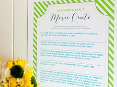 Throwing a wedding shower? Make it fun and memorable with these interactive games. We've included printable game cards and instructions to make it easy.