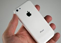 White iPhone 5C - See the best deals as they launch at PhonesLimited.co.uk
