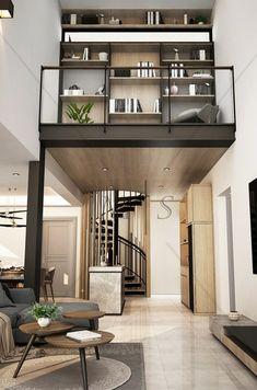 36 Best Mezzanine Floors Ideas Images In 2020 Mezzanine Floor Mezzanine Loft Spaces