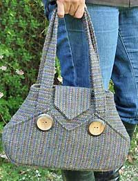 The Exchange Bag pattern by Charlies Aunt