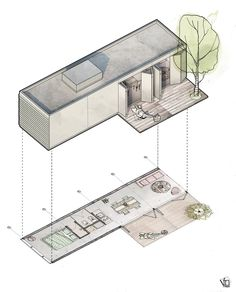 Interesting Find A Career In Architecture Ideas. Admirable Find A Career In Architecture Ideas. Architecture Graphics, Architecture Student, Architecture Drawings, Concept Architecture, Interior Architecture, Container Architecture, Architecture Diagrams, Architecture Board, Planer Layout